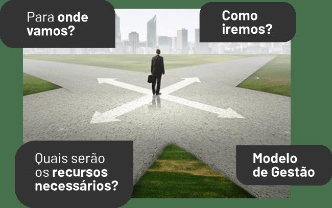 Para onde vamos, como iremos, quais serão os recursos e o modelo de gestão?