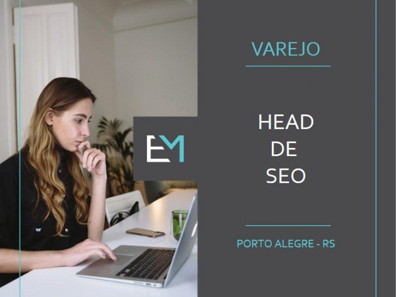 head de SEO - varejo - porto alegre - evermonte