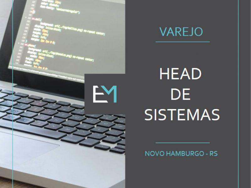 Head de Sistemas